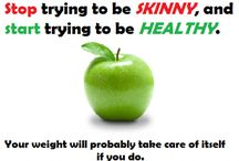healthy body...