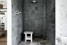 Kylpyhuone & sauna - Bathroom and sauna