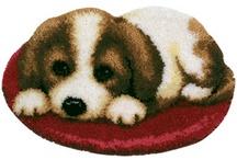 alfombras gancho