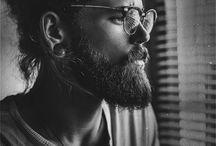 Man buns and Beards / by Savannah Rose