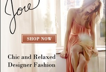 JOIE / Since Joie.com's inception in 2001, JOIE has successfully filled a void in the contemporary clothing market. Unlike other brands JOIE provides the modern, fashion savvy customer with a global wardrobe. / by Jacobs Corner