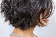Jolies coupes de cheveux