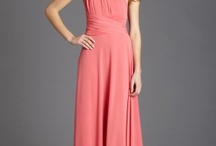 bridesmaids / Dress + shoe ideas for y'all! Warm colors and really any type of shoes you want. But I would strongly recommend wedges or flats or you will be hating life. ** If you guys find something else you want be sure to pin it or comment if you order one of these so we don't have any repeats! / by Shelby June