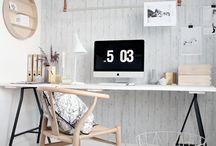Studio/Office Inspiration