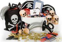 Pirat fest tilbehør / Stort udvalg af tilbehør til din pirat udklædning og fest.