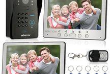 Visual Intercom Doorbell