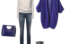 Casual / Put on #casual #clothes: #jeans, #Sweater, #cardigan, use #amazing #coloures and enjoy your #evening and #night!