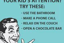 Mum humour