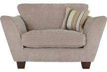 Comfy armchair snugglers / Settle down in these exquisite armchair snugglers