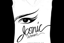 Iconic Woman Products / Are you an Iconic Woman? Join the movement wear it proud! www.iconiclifestyleinc.com
