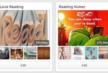 Pinterest Perks for Writers