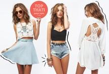 Fab Fashion / by Shawnna Beman