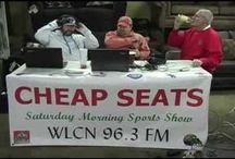 Cheap Seats / WLCN's Live Saturday Morning Sports Show