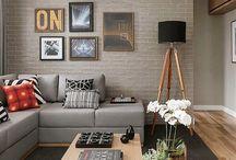 Intern Design Ideas / Alcune idee per arredare gli interni di casa.