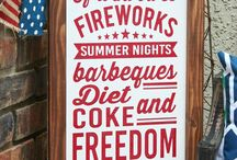 Happy 4th America! / Everything red, white, and blue!