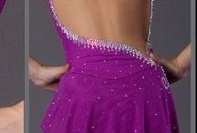 Kunstschaats jurken