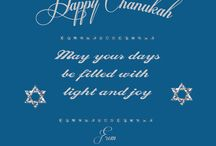CHANUKAH / THE 8 JEWISH DAY'S OF LIGHT