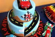 David's birthday cake
