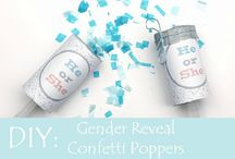 Gender Reveal Ideas