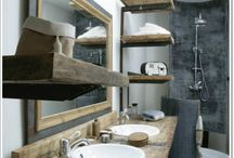 Ρουστίκ μπάνια