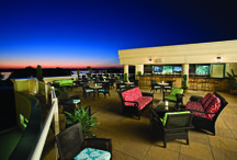 Our Location / If watching the sun set over Charleston, SC while dining on delicious American fare appeals to you, then you'll love Aqua Terrace.
