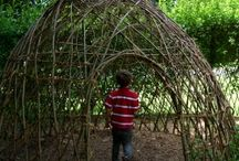 Natural learning for children / Ideas for natural learning environments for children
