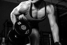 Inspirasjon til fitness shoot