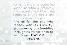 Islam / Peace. Beautiful