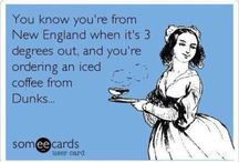 The New Englander in Me