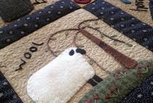 Wool and Felt Creations