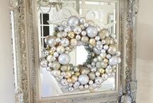 Landsbyjul Glam X-mas / Glamourous Christmas decoration