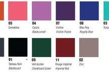 Farba tablicowa kolorowa
