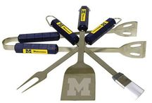 Tailgating / Maize and Blue ideas for your next Michigan Wolverines tailgate.  / by Michigan Athletics