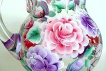 Γυαλι/Glass Decoration