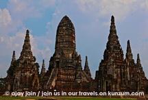 Thailand - Ayutthaya / by Kunzum #wetravel