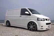 VW campers & Van's.