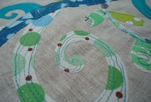 Patchwork and Quilting / by Fiona Cullen