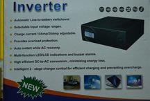 Inverters, Batteries & Backup Power