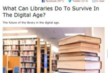 Digital Library Information / Take your library beyond the its walls with digital contact and ideas.