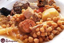 Recetas Tradicionales Españolas