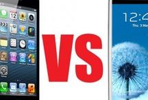 Apple iPhone 5 vs Galaxy S3