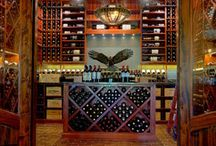 Inspiration | Bars & Wine Cellars