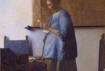 Art / Johannes Vermeer. / by Victoria Buttigieg