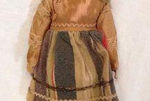 Old Polish dolls / Stare lalki polskie