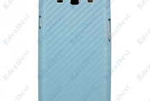 Samsung Galaxy s3  Hard Cover Case /  Buy Cheap samsung Galaxy SIII S3 i9300 hard case accessories from edealbest.com with free shipping. / by Edealbest.com