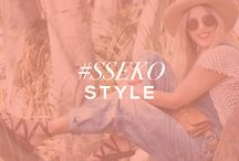 #ssekostyle / Use #ssekostyle when you share your photos on Instagram and they might end up here! We love seeing all of the ways you style and tie your Ssekos! / by Sseko Designs