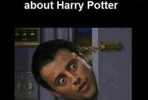 Harry Potter / by Lauren Whitman