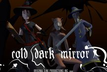 Cold Dark Mirror / An animated feature film by Uberector David T. Krupicz