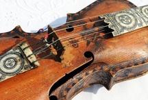 Hardanger Fiddles / by Linda Naslund