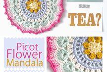 Crochet Crazy - Mandalas